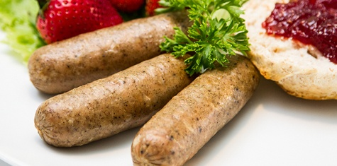 Organic Fully Cooked Breakfast Maple Chicken Sausage