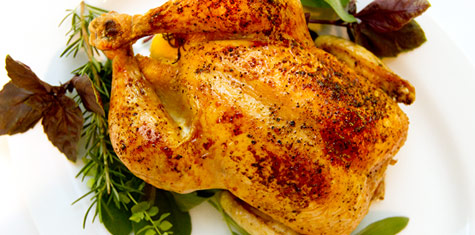 Organic Young Whole Chicken