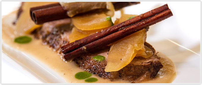Apple Cider Braised Brisket