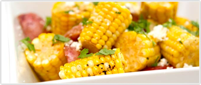 Chili & Lime Corn