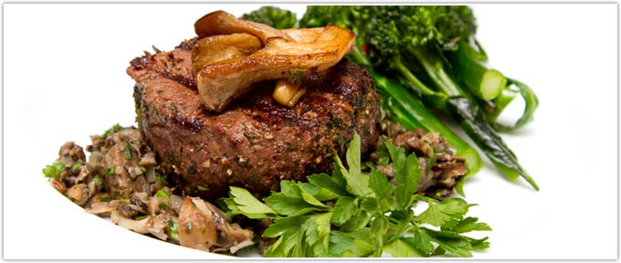 Filet With Mushroom Duxelles