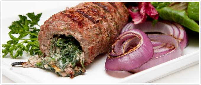 Piedmontese.com | Spinach & Gorgonzola Stuffed Cube Steak ...