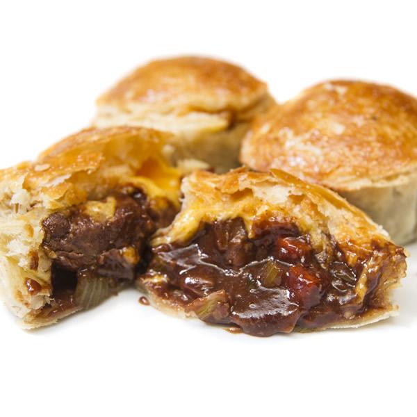 Piedmontese.com Steak  Cheese Mini Meat Pies Recipe