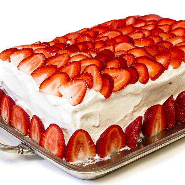 Piedmontesecom Strawberry Tres Leches Cake Recipe